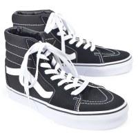 Vans Sk8-Hi M - Black