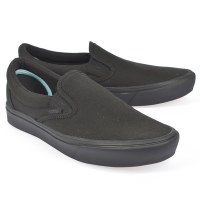 Vans Comfycush Slip On M - Black/Black
