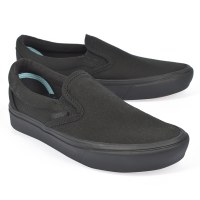 Vans Comfycush Slip On W - Black/Black