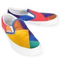 Vans Slip On Pride M - Patchwork