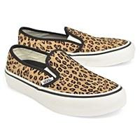 Vans Women's Slip On SF W - Leopard