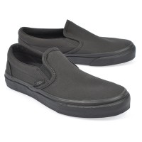 Vans Women's Slip On MFTM - Black/Black