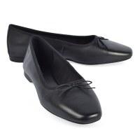 Vagabond Shoes Maddie Ballet - Black