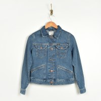 Wrangler Icons Indigood Jacket - Good Vibes
