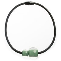 Zsiska Colourful Beads - Green
