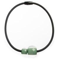 Zsiska Colourful Beads - Green