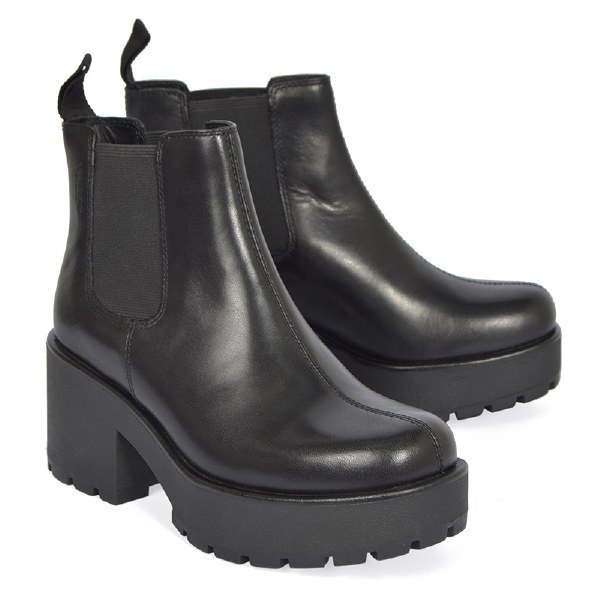 Vagabond Shoemakers Dioon Boot - Black
