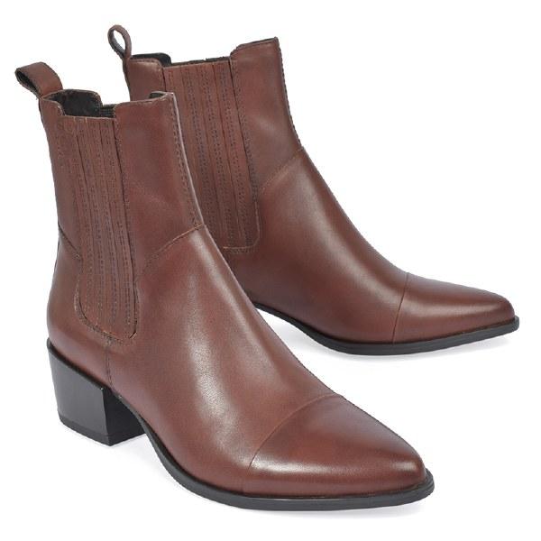 Vagabond Shoemakers Marja Boot - Brandy