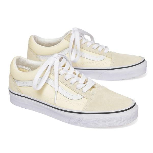 Vans Women's Old Skool W  - Classic White