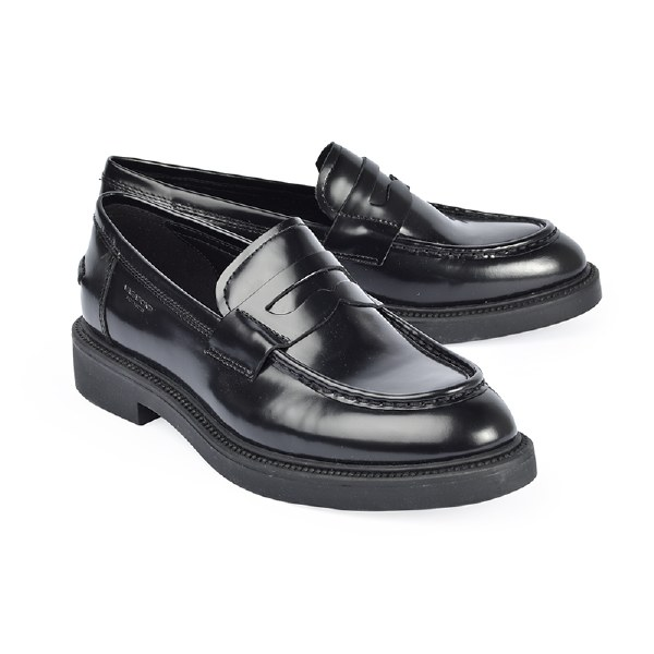 Vagabond Alex W Loafer - Black