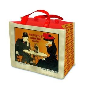 Absinthe Shopping Bag