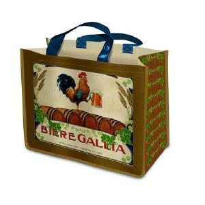 Biere Gallia Shopping Bag