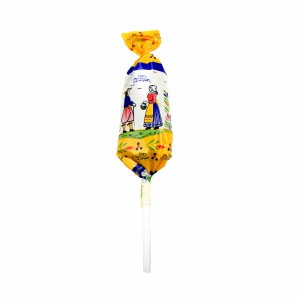 8 Pack Caramel Lollipops Brittney