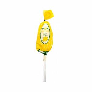 8 Pack Fruit Lemon Lollipops