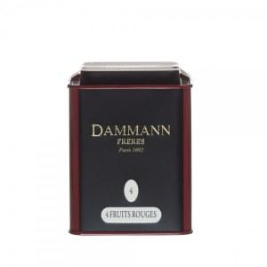 Dammann Four Fruits Rouge Loose Leaf Tea
