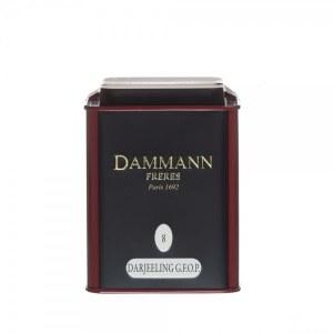 Dammann Darjeeling Loose Leaf Tea