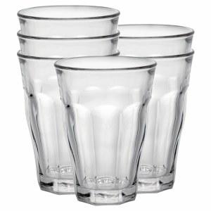 Duralex Glassware 16.9oz (6 Pack)