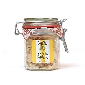 Sliced Garlic