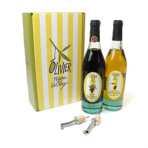 VSOP & EVOO with 2 Pour Spouts