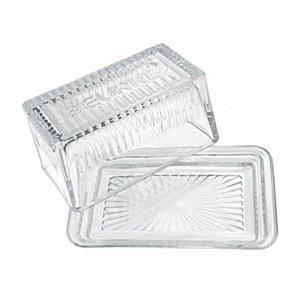 Glassware Butter Dish
