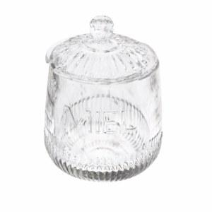Glassware Honey Jar Miel