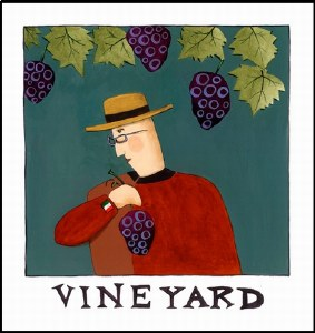 Vineyard Print (unframed)