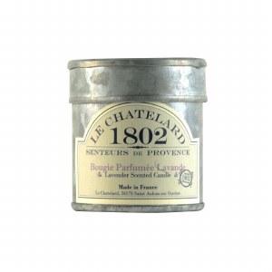 Le Chatelard  Lavender Candle