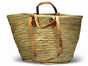 Basket Market Long Handled