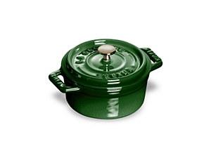 Staub Mini Round Green ¼qt