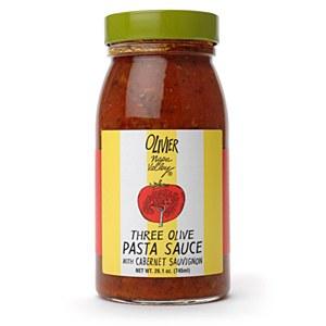 Three Olive Pasta Sauce