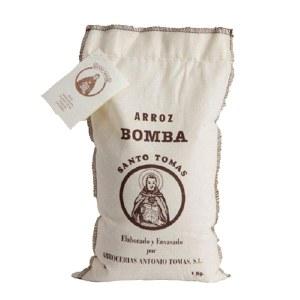 Rice Spanish Bomba