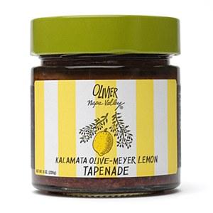 Kalamata Olive and Meyer Lemon
