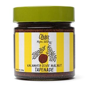 Kalamata Olive and Walnut