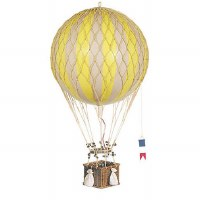 Balloon Large Yellow