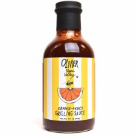 Orange Honey Grilling Sauce