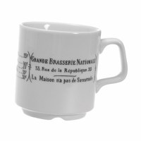 Brasserie Stackable Mug