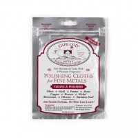 Cape Cod Polishing Cloth 2 Pk