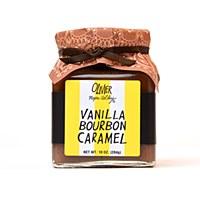 Bourbon Vanilla Caramel Sauce