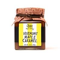 Vermont Maple Caramel Sauce