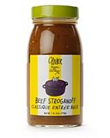 Beef Stroganoff Classique