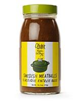 Swedish Meatballs Classique