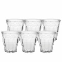Duralex Glassware 8.75oz (6 Pack)