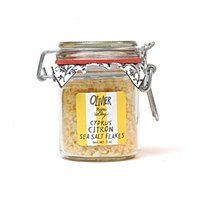 Citron Cyprus Sea Salt Flakes