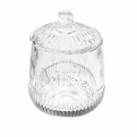 Glassware Honey Jar Miel