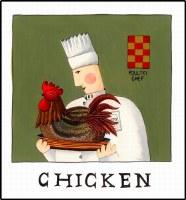 Chicken Print (unframed)