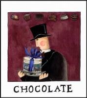 Chocolate Print (unframed)