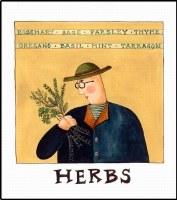 Herbs Print (unframed)