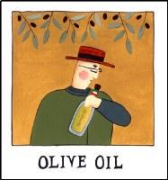Olive Oil Print (unframed)