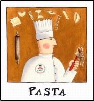 Pasta Print (unframed)