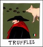 Truffle Print (unframed)